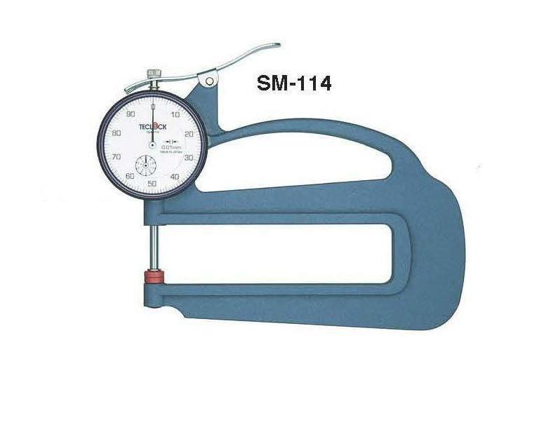 SM-114测厚规